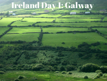 ireland day 1